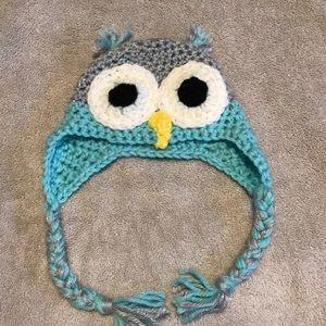 accessories owl baby hat poshmark